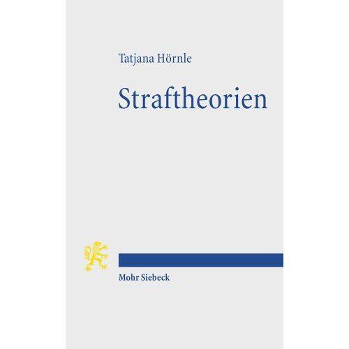 Tatjana Hörnle - Straftheorien - Preis vom 15.05.2021 04:43:31 h