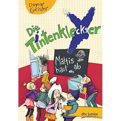 Dagmar Geisler - Die Tintenkleckser 3 - Mattis haut ab Band 3 - Preis vom 10.05.2021 04:48:42 h