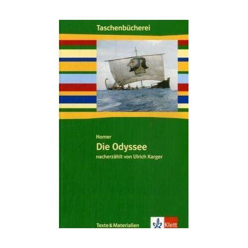Homer - Die Odyssee. Mit Materialien - Preis vom 11.05.2021 04:49:30 h
