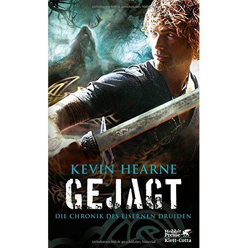 Kevin Hearne - Die Chronik des Eisernen Druiden / Gejagt: Die Chronik des Eisernen Druiden 6 - Preis vom 04.09.2020 04:54:27 h