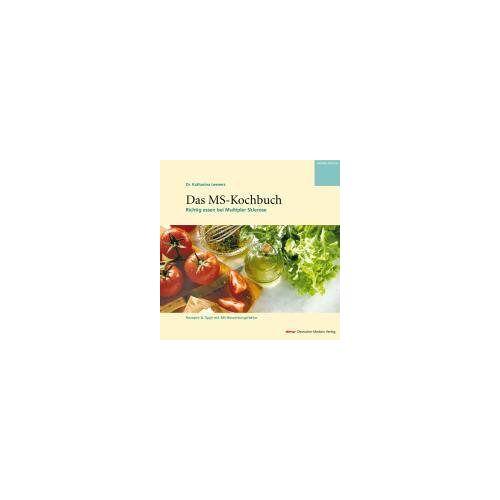 Katharina Leeners - Das MS-Kochbuch. Richtig essen bei Multipler Sklerose - Preis vom 15.04.2021 04:51:42 h