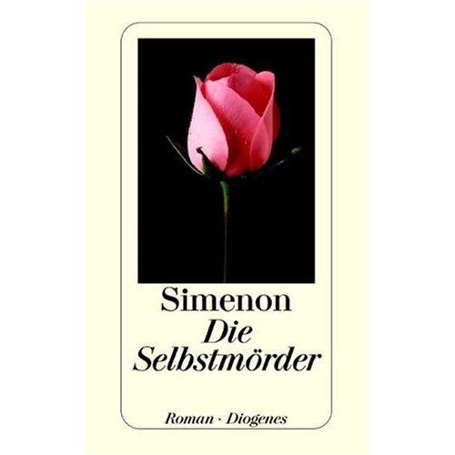 Georges Simenon - Die Selbstmörder - Preis vom 09.05.2021 04:52:39 h