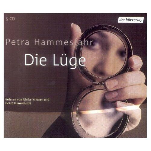 Petra Hammesfahr - Die Lüge. 5 CDs. - Preis vom 27.02.2021 06:04:24 h