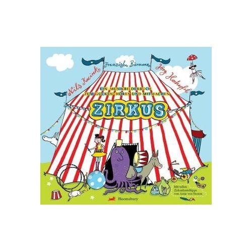 Franziska Biermann - Zirkus - Preis vom 18.04.2021 04:52:10 h