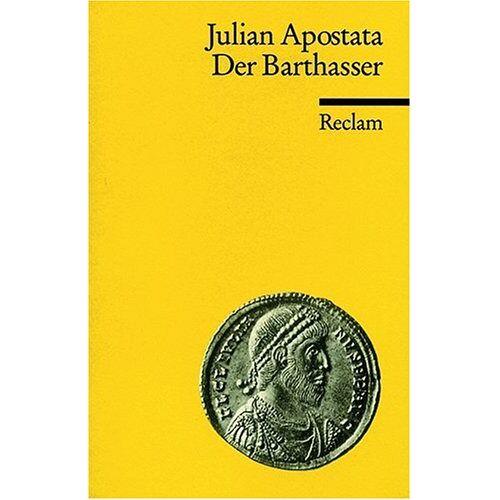 Julian Apostata - Der Barthasser - Preis vom 08.05.2021 04:52:27 h