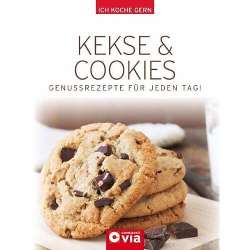 - Kekse & Cookies: Genussrezepte für jeden Tag - Preis vom 05.05.2021 04:54:13 h