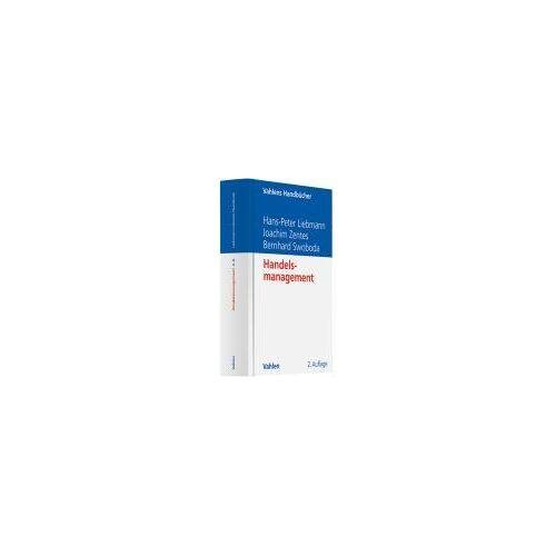 Hans-Peter Liebmann - Handelsmanagement - Preis vom 12.04.2021 04:50:28 h