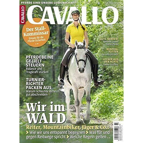 Cavallo - CAVALLO 7/2019 Wir im Wald - Preis vom 23.02.2021 06:05:19 h