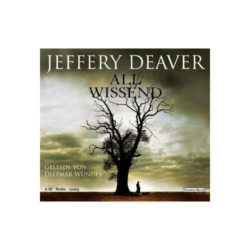 Jeffery Deaver - Allwissend - Preis vom 01.11.2020 05:55:11 h