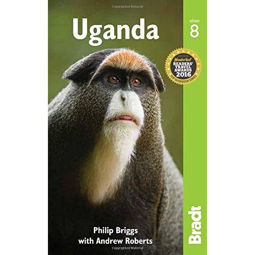 Philip Briggs - Uganda (Bradt Travel Guide Uganda) - Preis vom 16.05.2021 04:43:40 h
