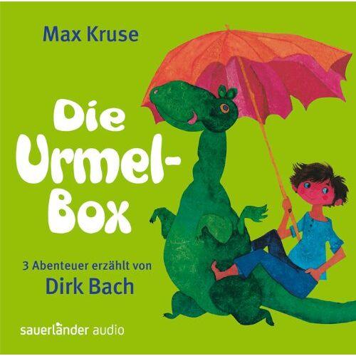Max Kruse - Die Urmel-Box: Urmel aus dem Eis / Urmel spielt im Schloss / Urmel fliegt ins All - Preis vom 05.05.2021 04:54:13 h