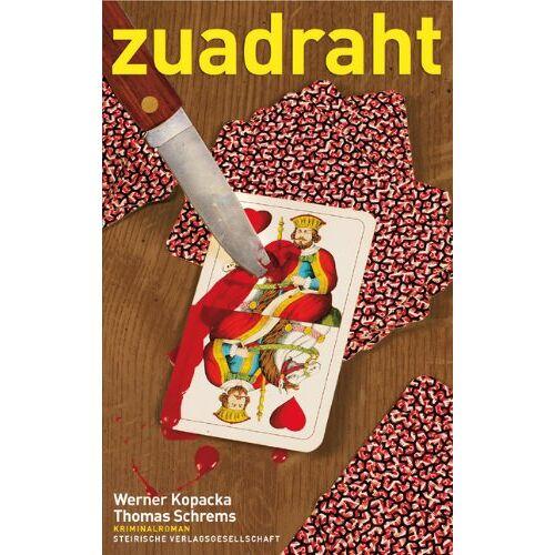 Werner Kopacka - zuadraht - Preis vom 20.10.2020 04:55:35 h
