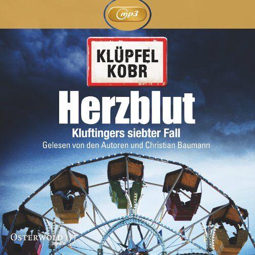 Volker Klüpfel - Herzblut: Kluftingers siebter Fall : 2 CDs (Ein Kluftinger-Krimi, Band 7) - Preis vom 21.10.2020 04:49:09 h