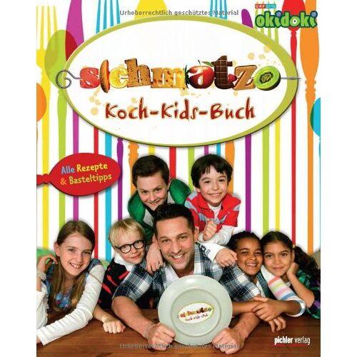 hrsg. vom Schmatzo-Koch-Kids-Club - Schmatzo Koch-Kids-Buch: Alle Rezepte & Basteltipps - Preis vom 05.09.2020 04:49:05 h