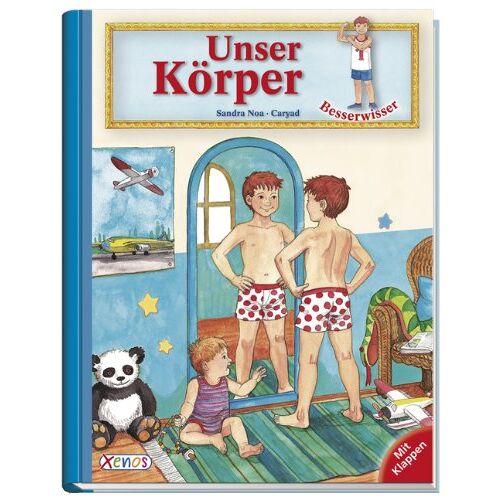 Sandra Noa - Besserwisser - Unser Körper - Preis vom 15.04.2021 04:51:42 h