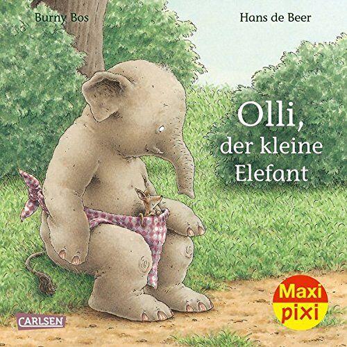 Burny Bos - Maxi Pixi 224: Olli, der kleine Elefant - Preis vom 11.04.2021 04:47:53 h