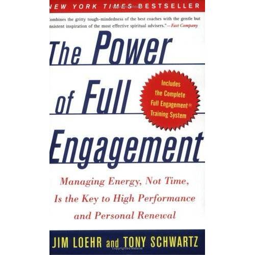 Jim Loehr - The Power of Full Engagement: Managing Energy, Not Time, Is the Key to High Performance and Personal Renewal - Preis vom 16.04.2021 04:54:32 h