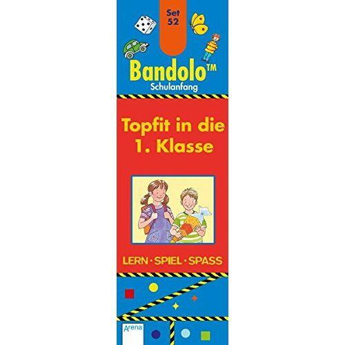 - Topfit in die 1. Klasse: Bandolo Set 52 - Preis vom 16.04.2021 04:54:32 h