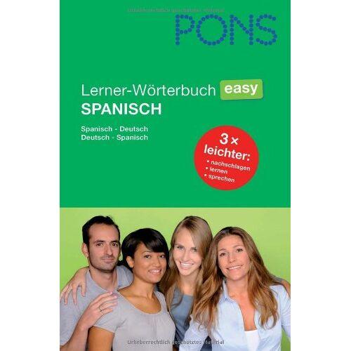 - PONS Lerner-Wörterbuch Easy Spanisch: Spanisch-Deutsch/Deutsch-Spanisch - Preis vom 20.10.2020 04:55:35 h