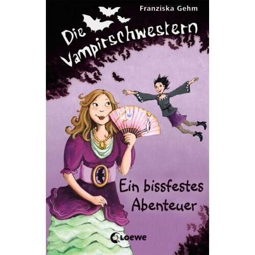 Franziska Gehm - Die Vampirschwestern 02. Ein bissfestes Abenteuer - Preis vom 03.05.2021 04:57:00 h
