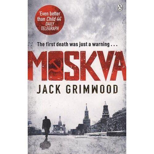 Jack Grimwood - Moskva - Preis vom 11.05.2021 04:49:30 h