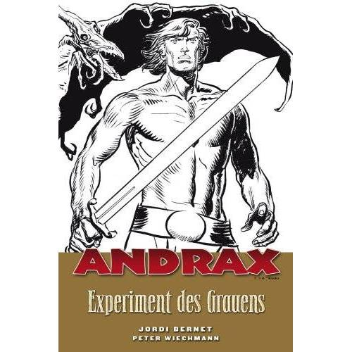 Peter Wiechmann - Andrax, Bd.1 : Experiment des Grauens - Preis vom 12.04.2021 04:50:28 h