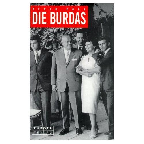 Peter Köpf - Die Burdas - Preis vom 20.10.2020 04:55:35 h