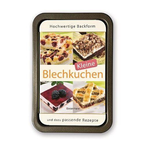 - Kleine Blechkuchen-Set: Buch und passende Backform - Preis vom 04.10.2020 04:46:22 h