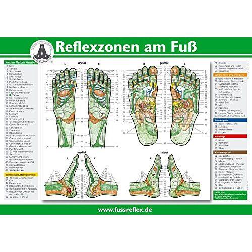 Hanne Marquardt - Reflexzonen am Fuß (A4) - Preis vom 22.01.2020 06:01:29 h