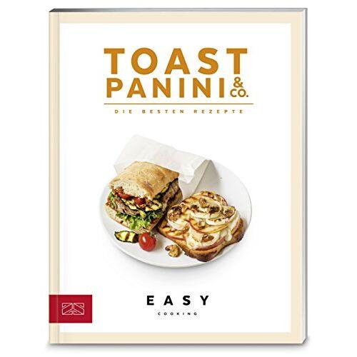 - Easy Cooking Kochbücher: Toast, Panini & Co.: Die besten Rezepte - Preis vom 18.04.2021 04:52:10 h