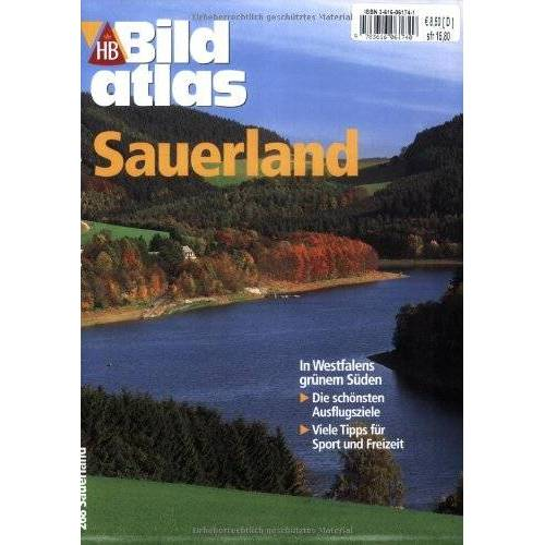 - HB Bildatlas Sauerland - Preis vom 05.05.2021 04:54:13 h