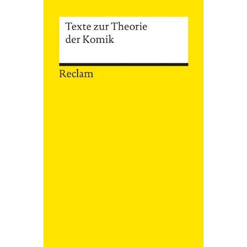 Helmut Bachmaier - Texte zur Theorie der Komik - Preis vom 20.01.2021 06:06:08 h