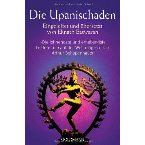 Eknath Easwaran - Die Upanischaden: Eingeleitet und übersetzt von Eknath Easwaran - Preis vom 13.11.2019 05:57:01 h