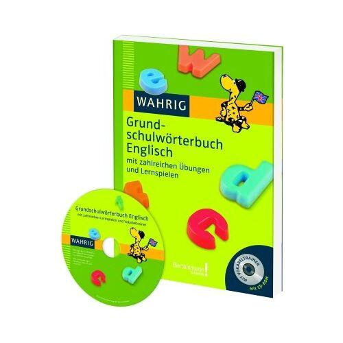 Annegret Pago - Wahrig Grundschulwörterbuch Englisch. Mit CD-ROM: Mit zahlreichen Übungen und Lernspielen - Preis vom 06.05.2021 04:54:26 h