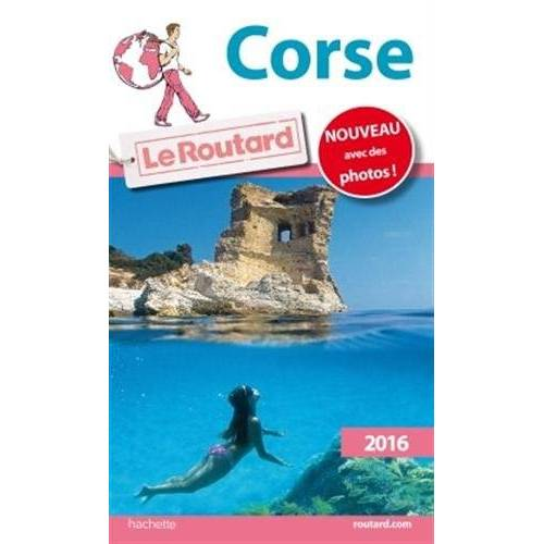 Le Routard - Guide du Routard Corse 2016 - Preis vom 21.10.2020 04:49:09 h