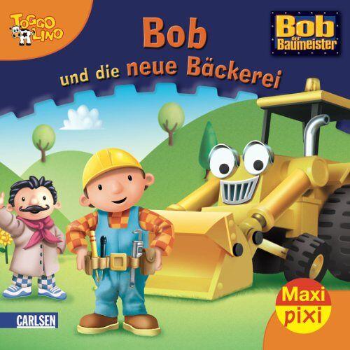 - Maxi-Pixi Nr. 59: Bob und die neue Bäckerei - Preis vom 25.02.2021 06:08:03 h