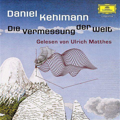 Daniel Kehlmann - Die Vermessung der Welt. 5 CDs - Preis vom 08.05.2021 04:52:27 h