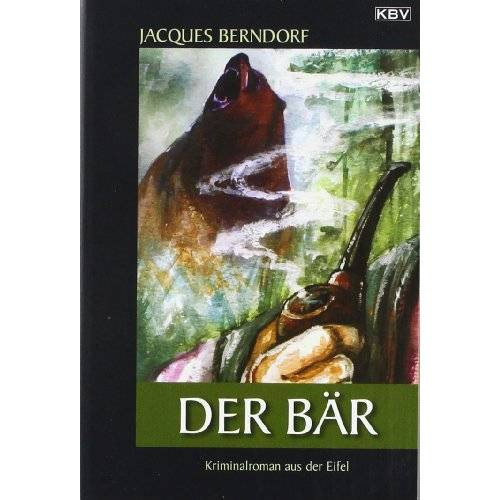 Jacques Berndorf - Der Bär - Preis vom 26.10.2020 05:55:47 h