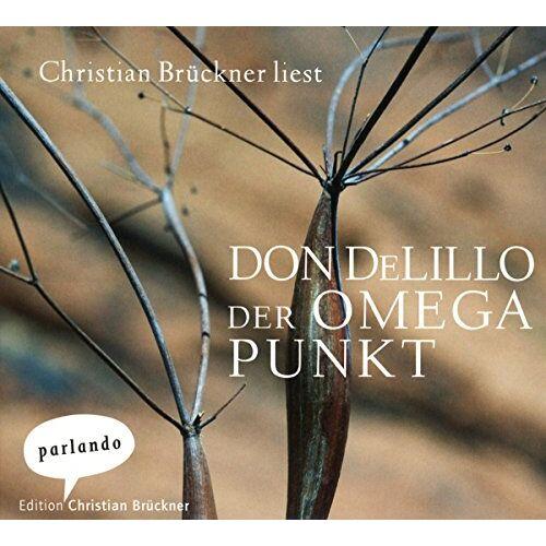 Don DeLillo - Der Omega Punkt (Hörbestseller) - Preis vom 30.05.2020 05:03:23 h