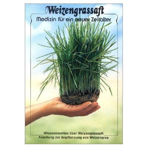 Schmid, Reiner O. - Weizengrassaft - Preis vom 29.05.2020 05:02:42 h