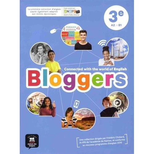 Collectif - Anglais 3e A2-B1 Bloggers - Preis vom 21.04.2021 04:48:01 h