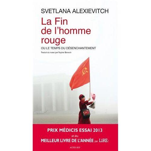 Svetlana - La fin de l'homme rouge - Preis vom 19.01.2021 06:03:31 h