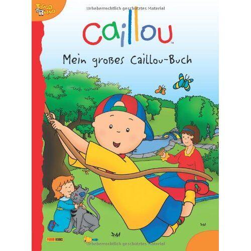 - Caillou: Mein großes Caillou-Buch - Preis vom 14.04.2021 04:53:30 h