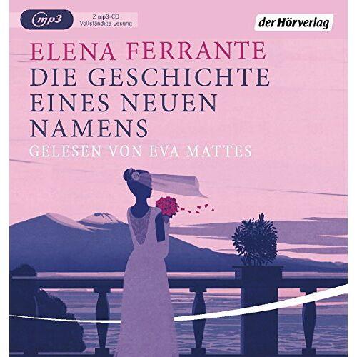 Elena Ferrante - Die Geschichte eines neuen Namens: Band 2 der Neapolitanischen Saga (Die Neapolitanische Saga, Band 2) - Preis vom 07.05.2021 04:52:30 h