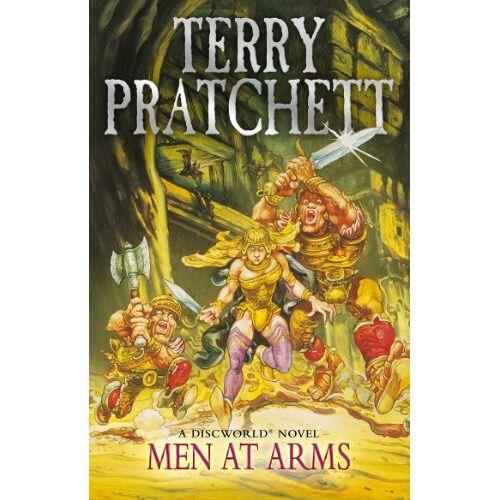 Terry Pratchett - Men At Arms: A Discworld Novel (Discworld Novels) - Preis vom 14.04.2021 04:53:30 h