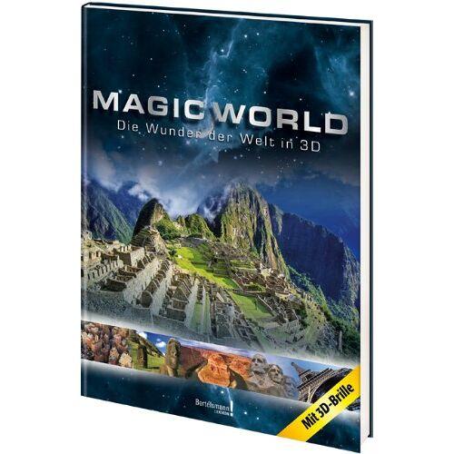 Jens Wiesner - Magic World: Die Wunder der Welt in 3D - Preis vom 21.04.2021 04:48:01 h