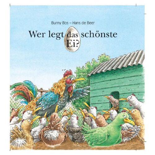 Burny Bos - Wer legt das schönste Ei? - Preis vom 11.04.2021 04:47:53 h