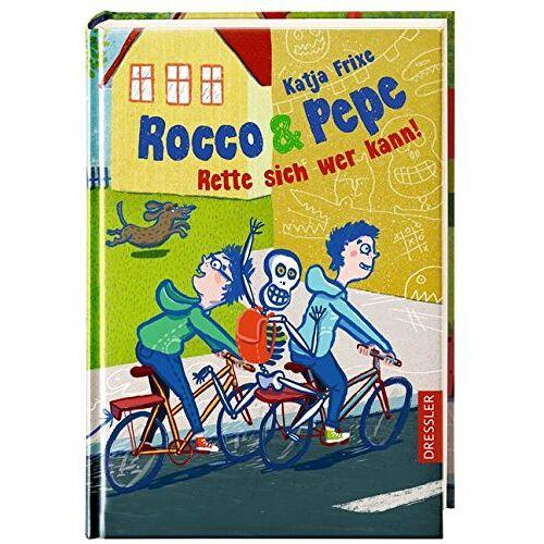 Katja Frixe - Rocco & Pepe - Rette sich wer kann! - Preis vom 10.04.2021 04:53:14 h
