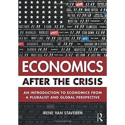Irene Van Staveren - Economics After the Crisis - Preis vom 21.09.2019 05:35:58 h