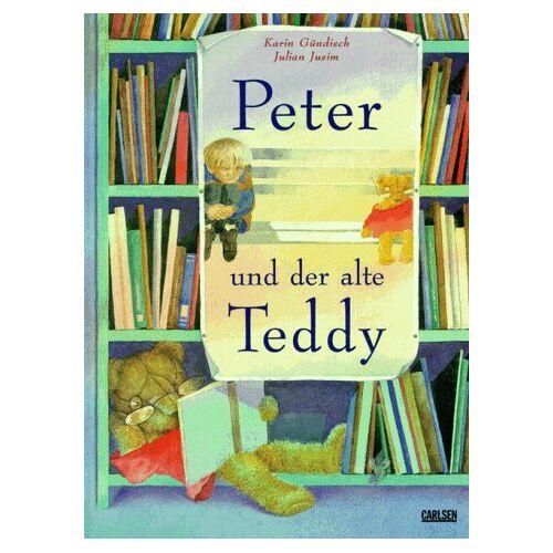 Karin Gündisch - Peter und der alte Teddy - Preis vom 20.10.2020 04:55:35 h